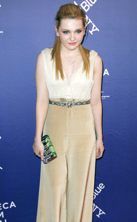 Abigail Breslin Without Makeup Pics