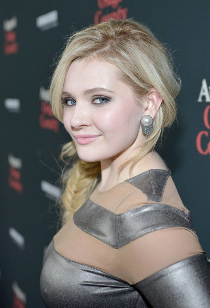 Abigail Breslin Working Out Images