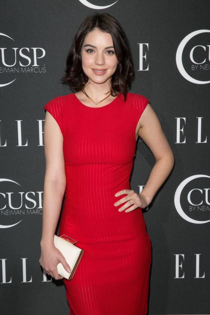 Adelaide Kane Muscles Images