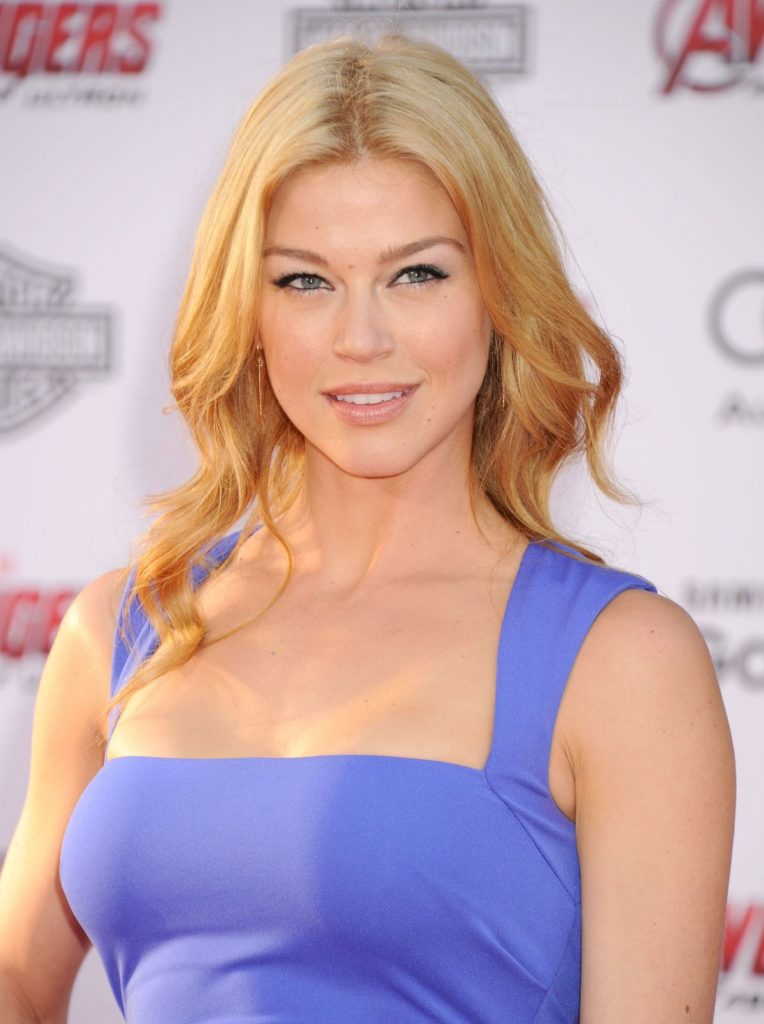 Adrianne Palicki Hair Style Images