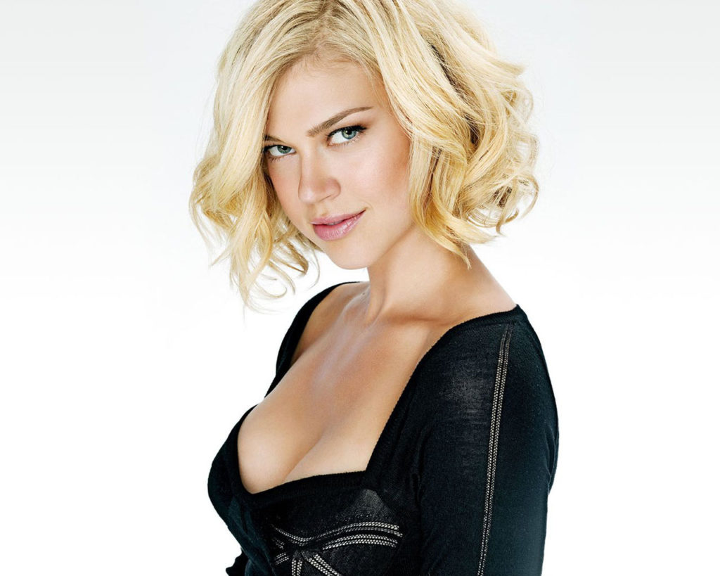 Adrianne Palicki Makeup Pictures