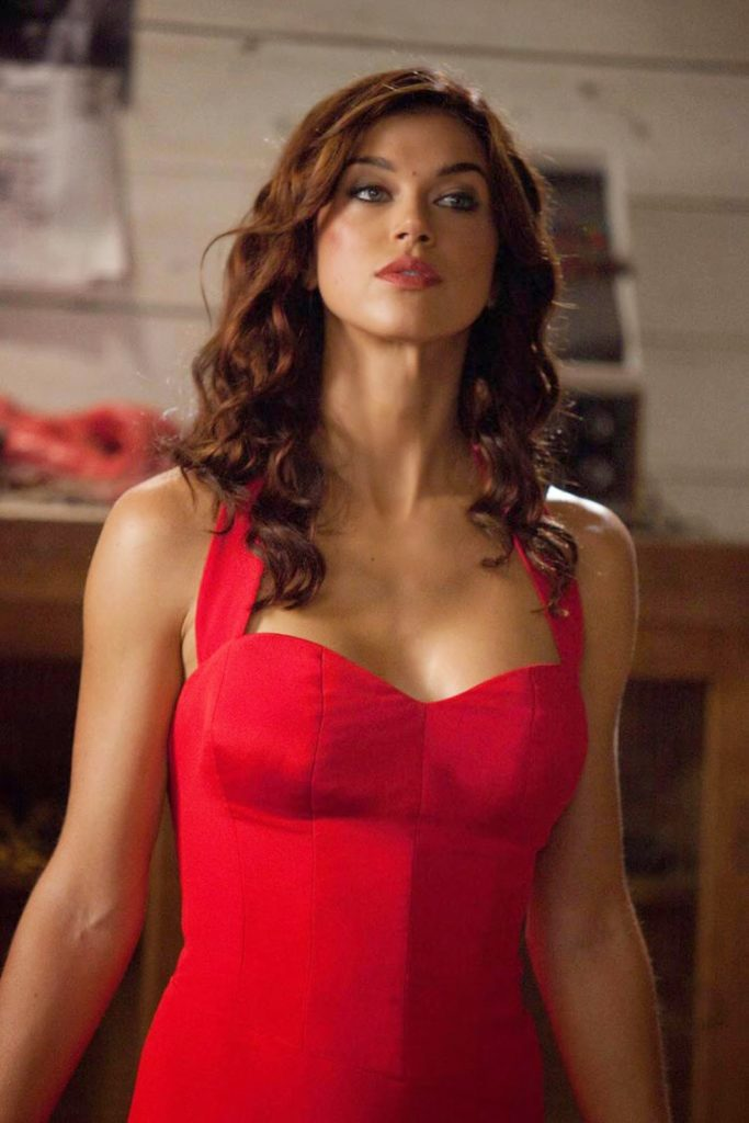 Adrianne Palicki Muscles Wallpapers