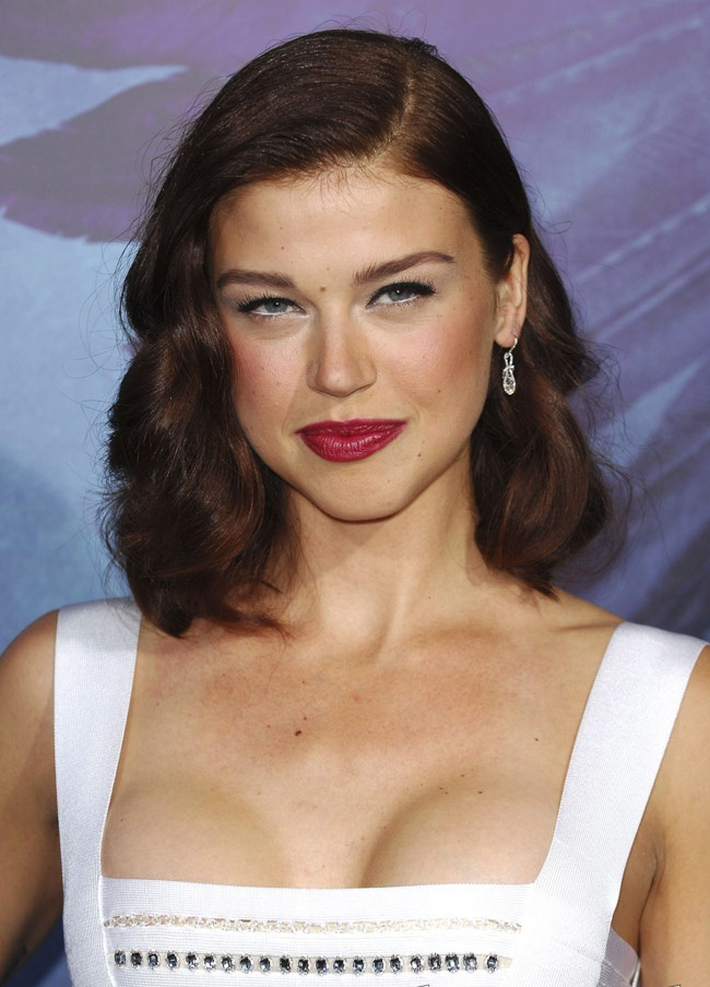 Adrianne Palicki Oops Moment Pics