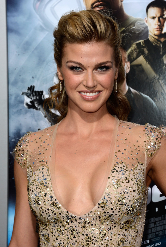 Adrianne Palicki Topless Pictures