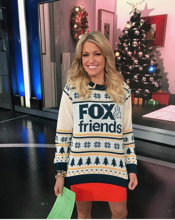 Ainsley Earhardt Hair Style Images