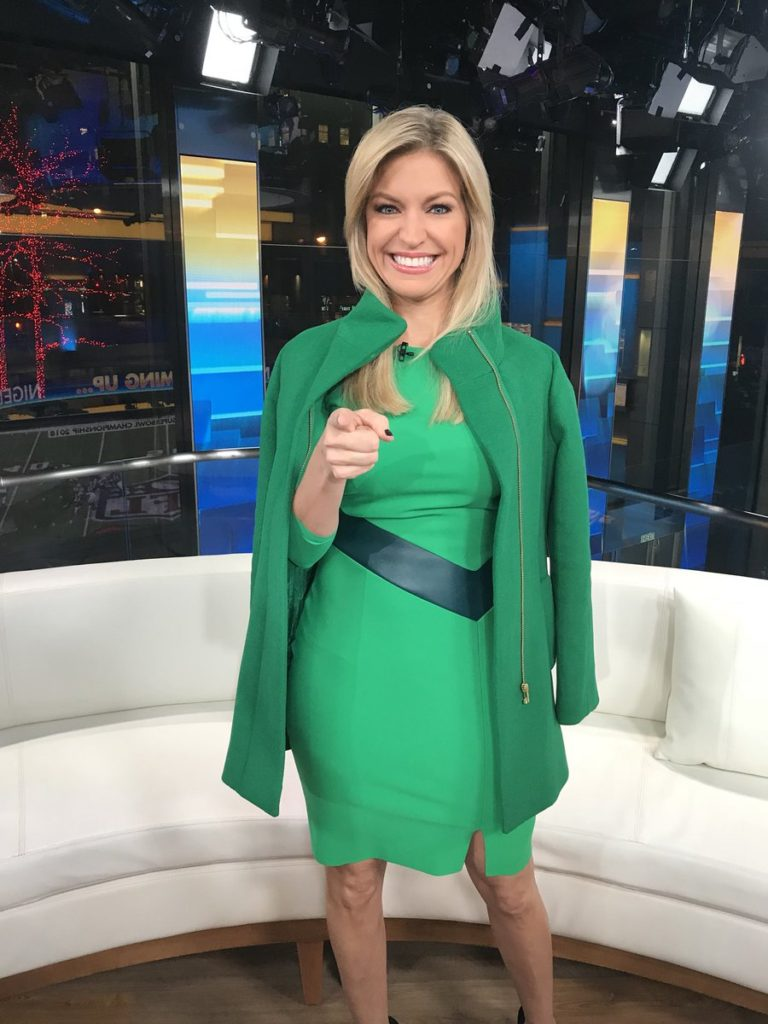 Ainsley Earhardt Yoga Pants Pictures