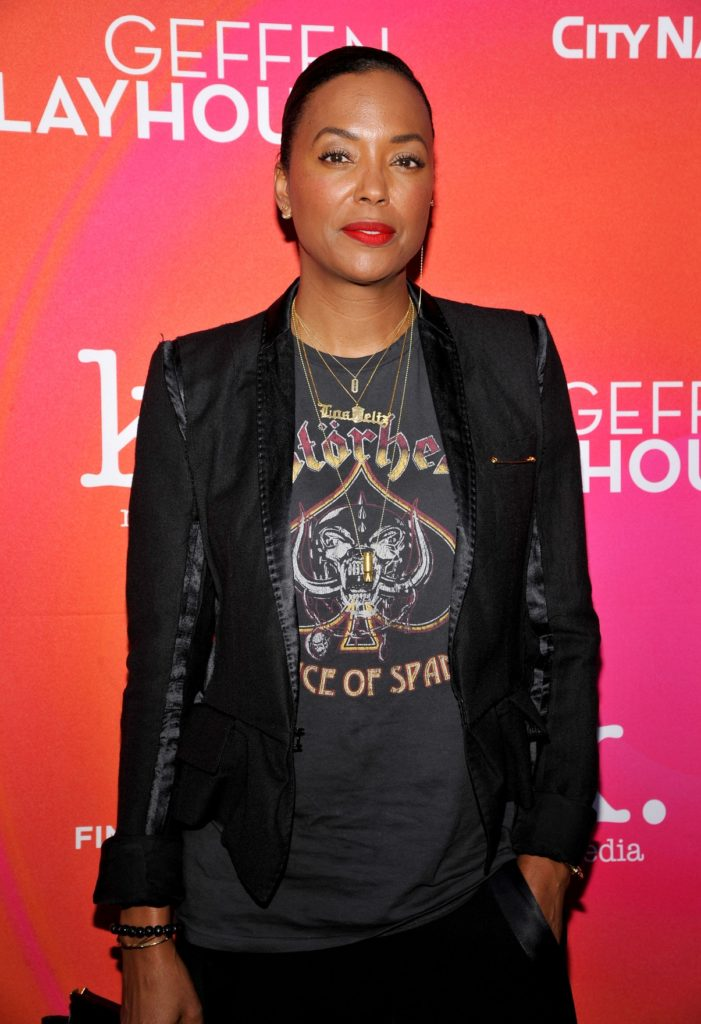 Aisha Tyler Hair Style Pictures