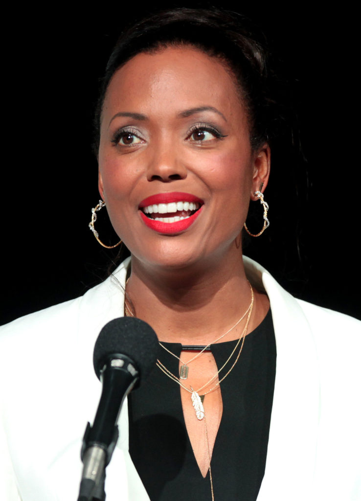 Aisha Tyler Thighs Wallpapers