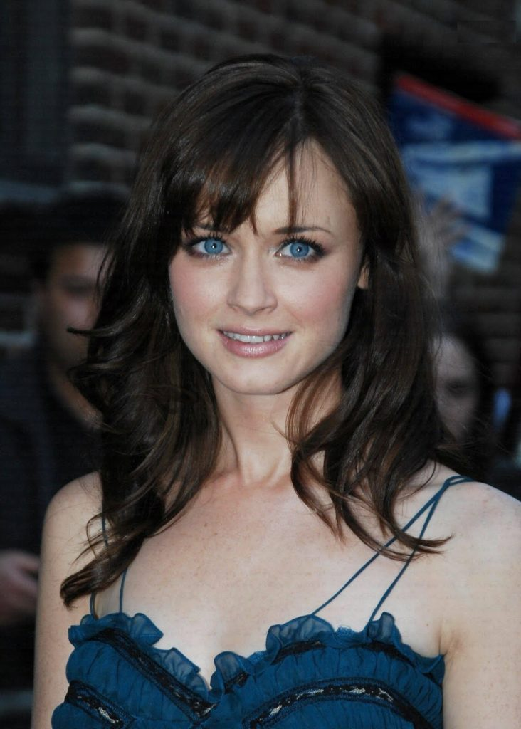 Alexis Bledel Without Makeup Wallpapers