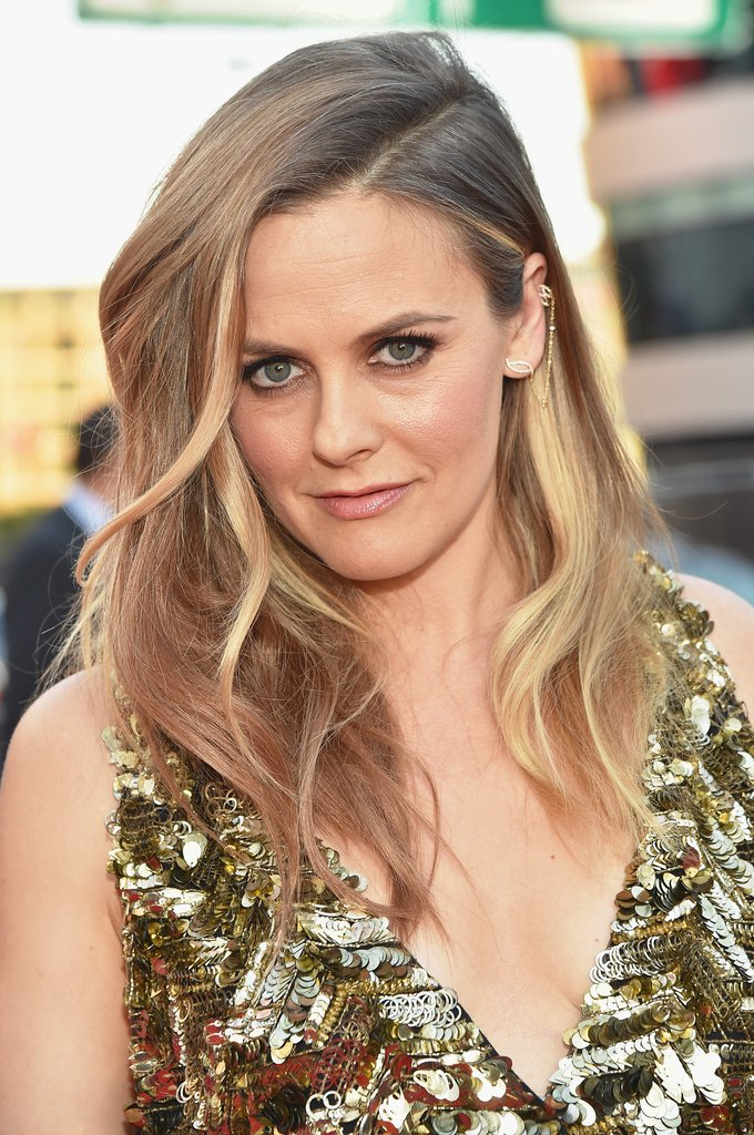 Alicia Silverstone No Makeup Photos