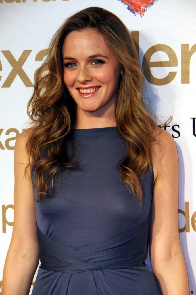 Alicia Silverstone Workout Photos