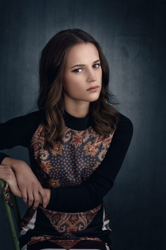 Alicia Vikander Without Makeup Wallpapers