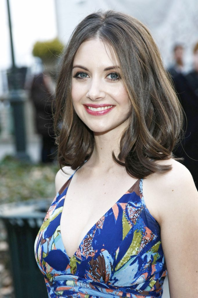 Alison Brie Muscles Images