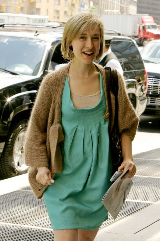 Allison Mack Bathing Suit Photos