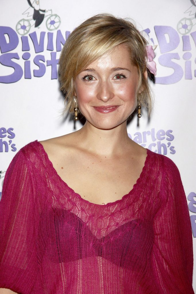Allison Mack Body Pictures