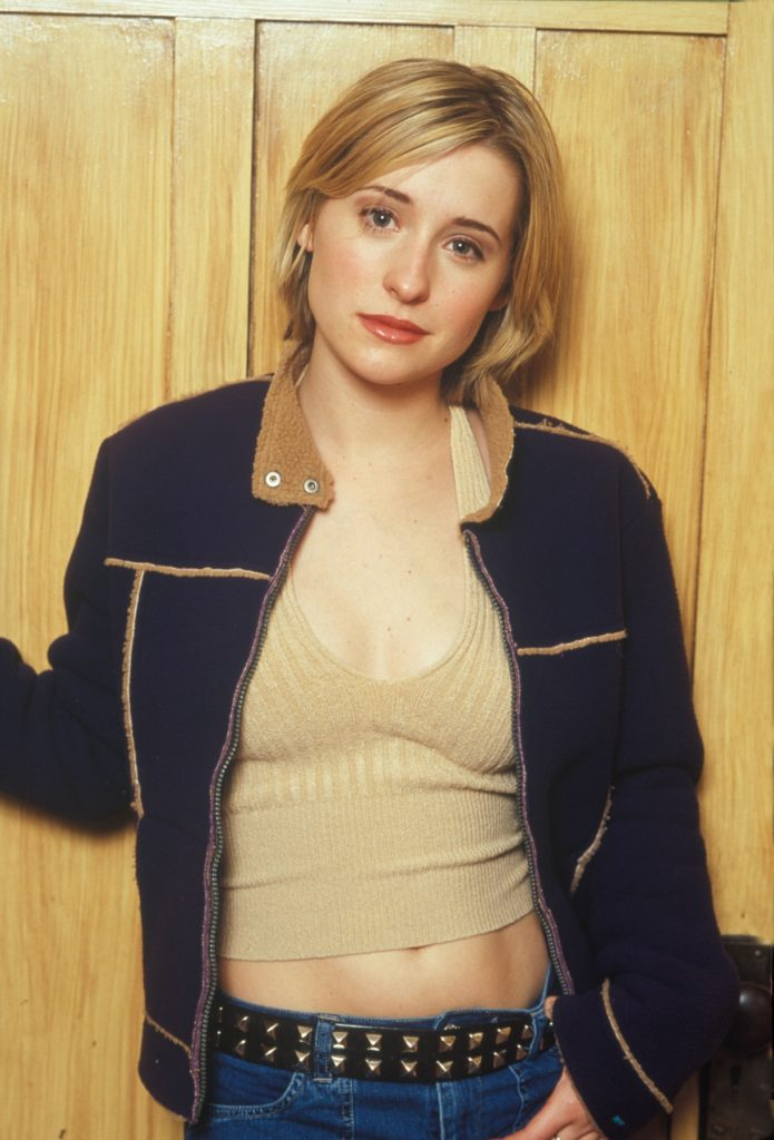Allison Mack Hot Images