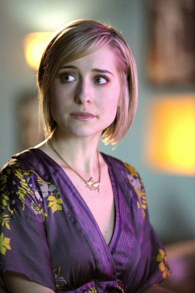 Allison Mack Photos