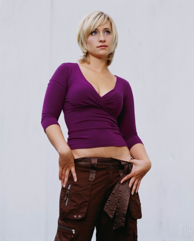 Allison Mack Shorts Images