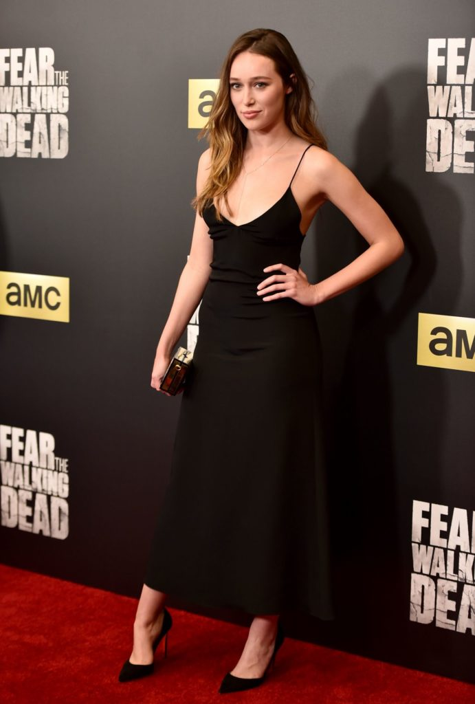 Alycia Debnam-Carey Feet Images