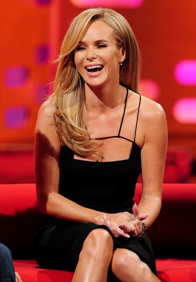 Amanda Holden Muscles Images