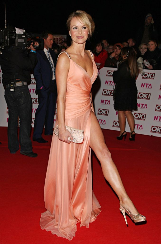 Amanda Holden Thighs Pictures
