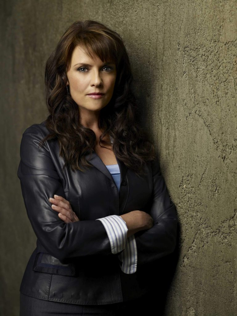 Amanda Tapping Beach Pictures