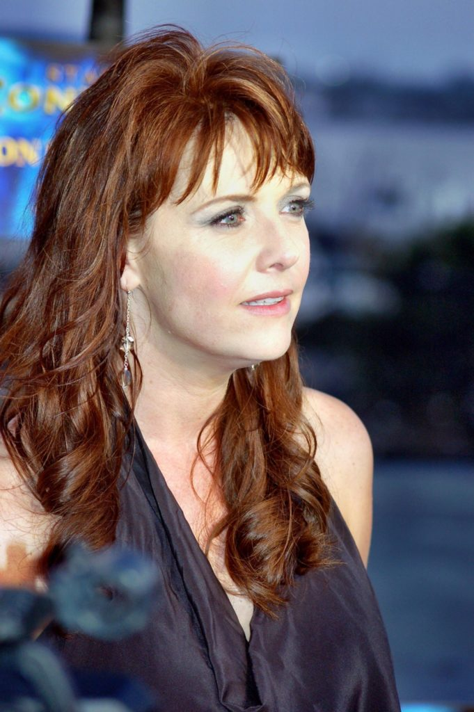 Amanda Tapping Smile Face Images
