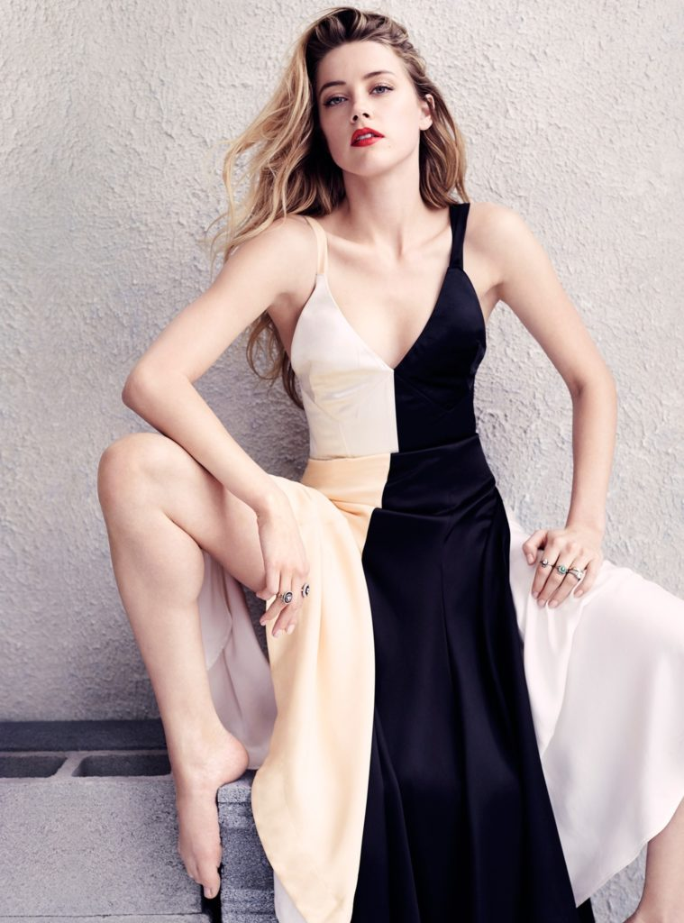 Amber Heard Thighs Pictures
