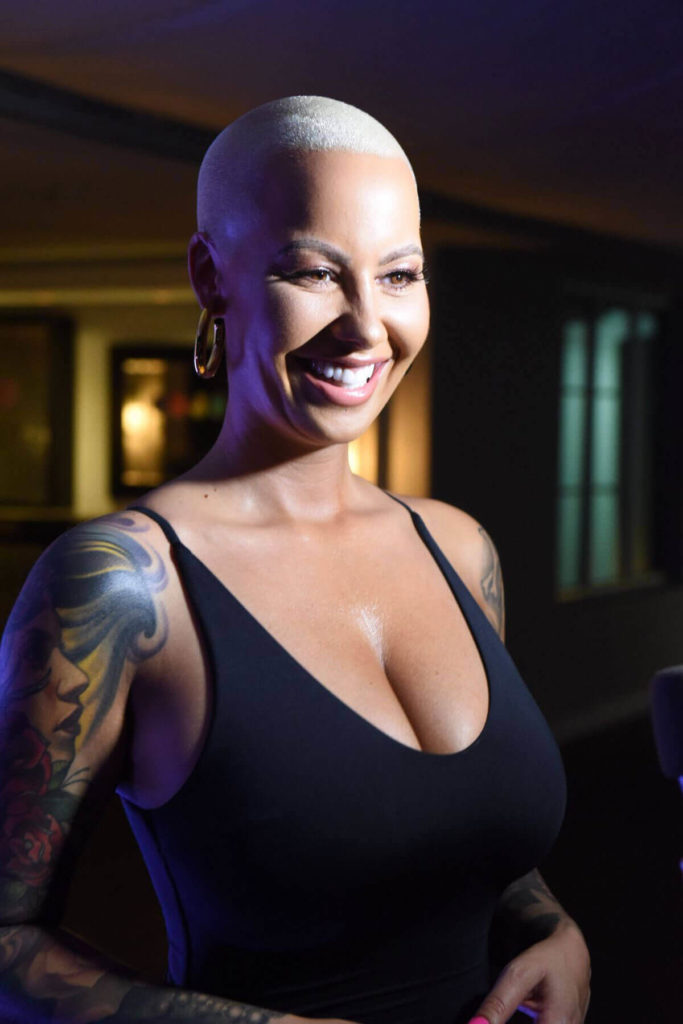 Amber Rose Bathing Suit Pictures