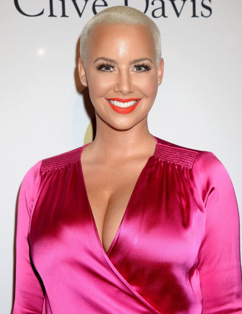 Amber Rose Hair Style Images