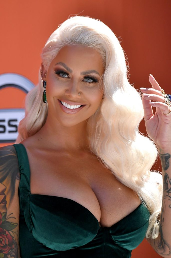 Amber Rose Lingerie Photos