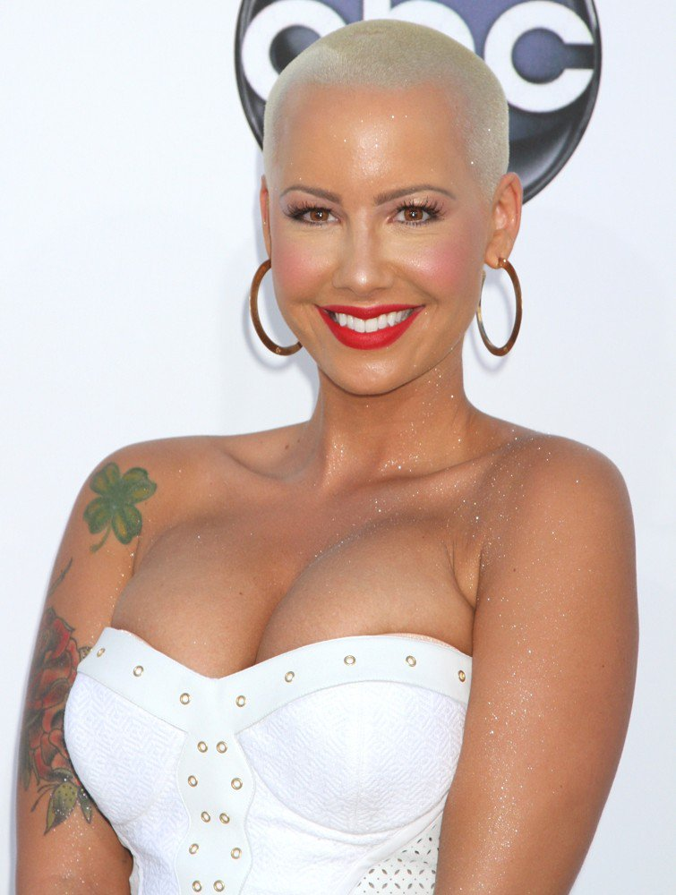 Amber Rose Muscles Wallpapers