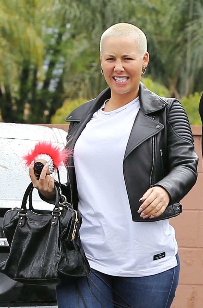 Amber Rose Pictures