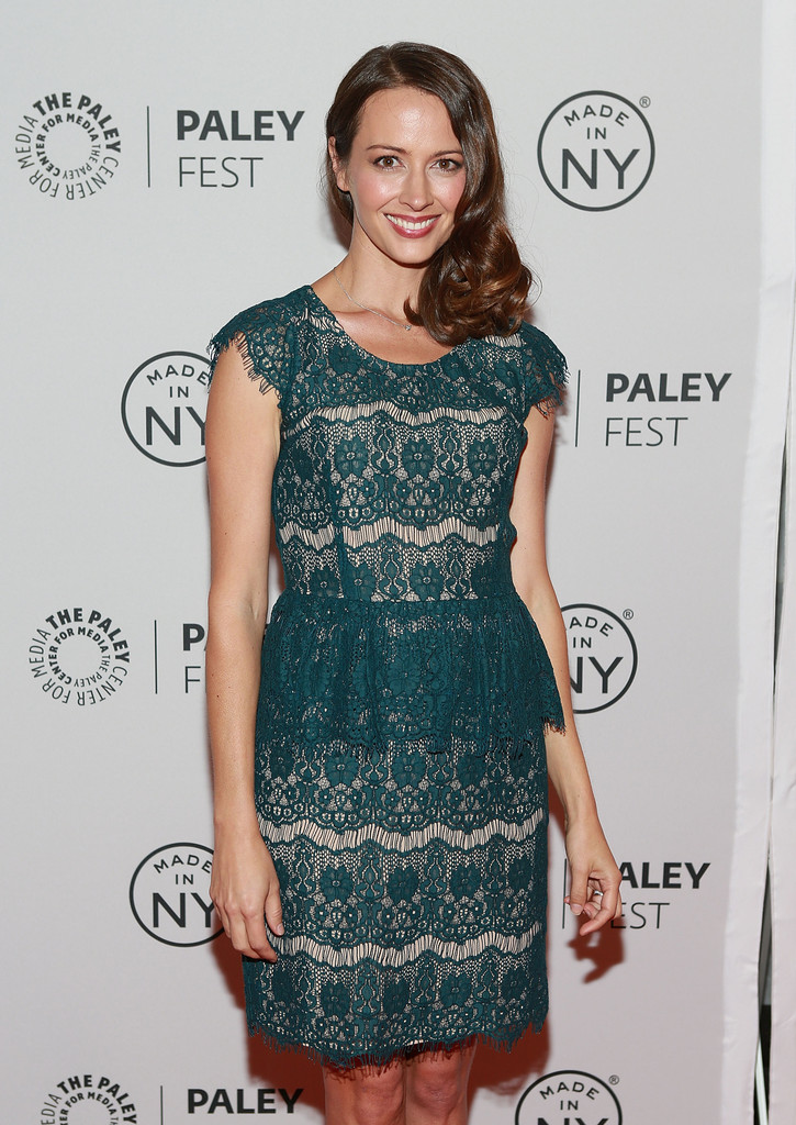 Amy Acker At Event Pictures
