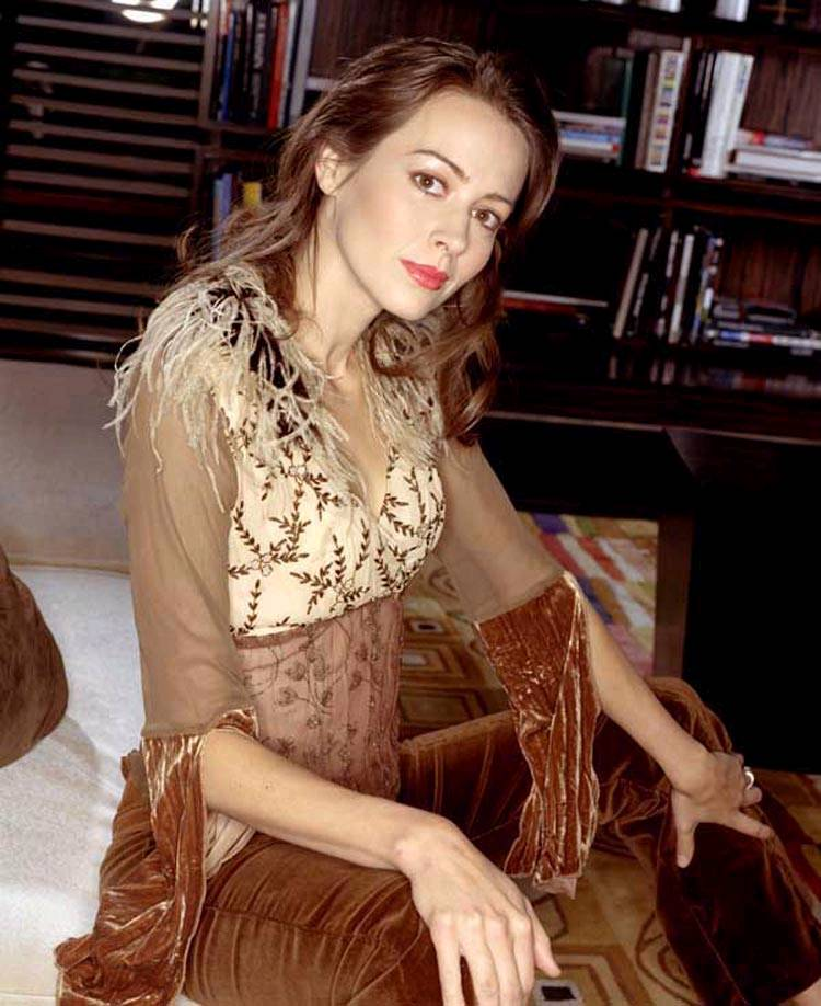 Amy Acker Bra Panty Pictures