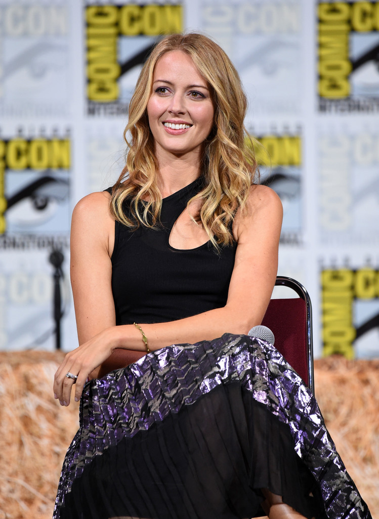 Amy Acker Smile Face Pics