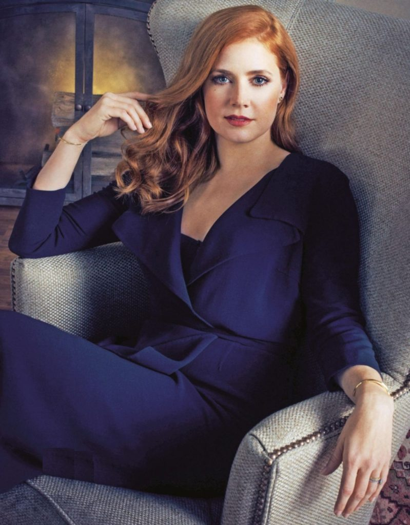 Amy Adams Red Hair Pics