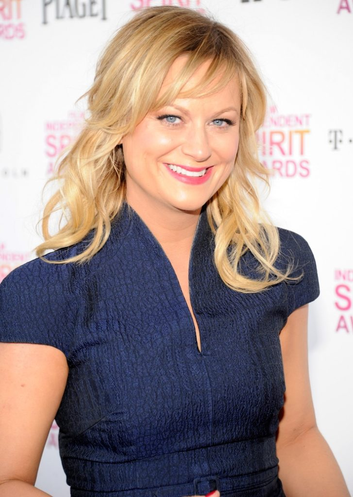 Amy Poehler Smile Wallpapers