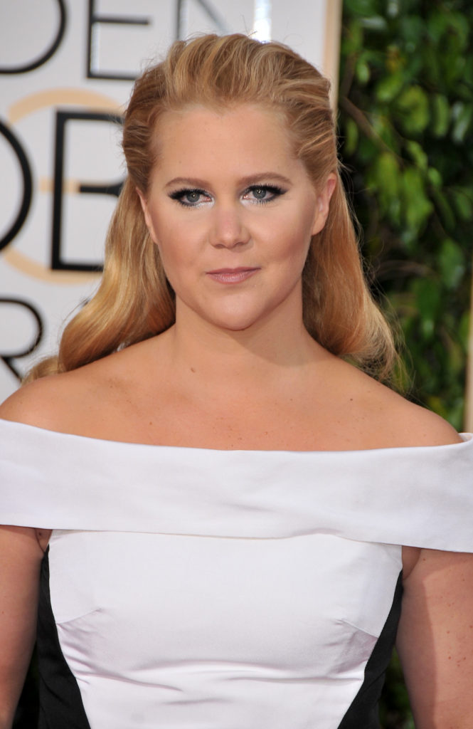 Amy Schumer Hair Style Wallpapers