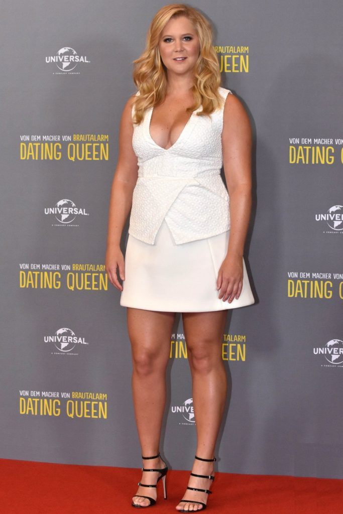 Amy Schumer Legs Wallpapers