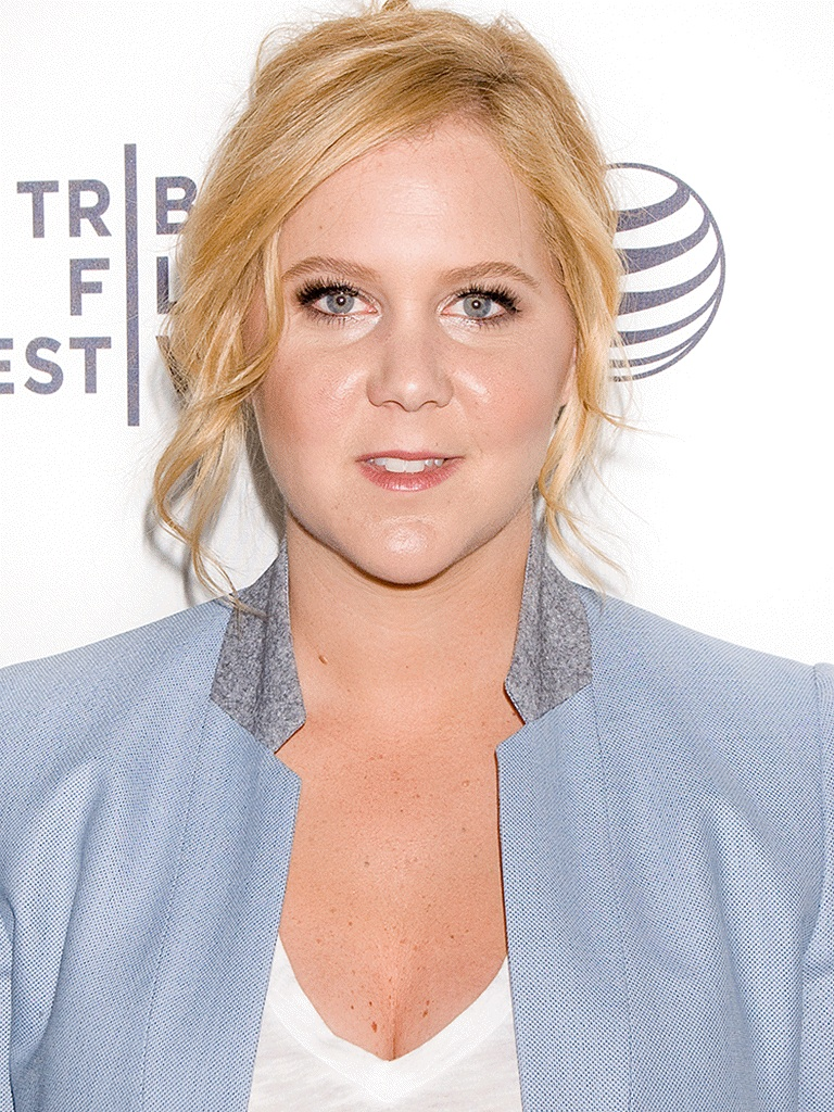 Amy Schumer Lips Photos