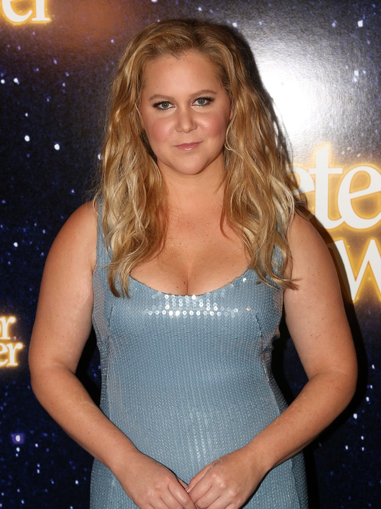 Amy Schumer Muscles Photos
