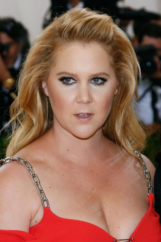 Amy Schumer Short Hair Images