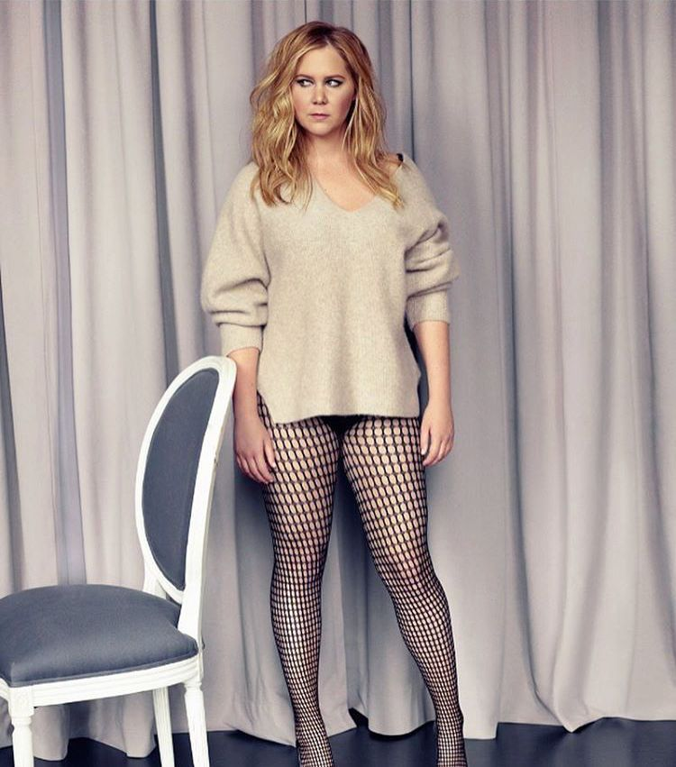 Amy Schumer Underwear Photos