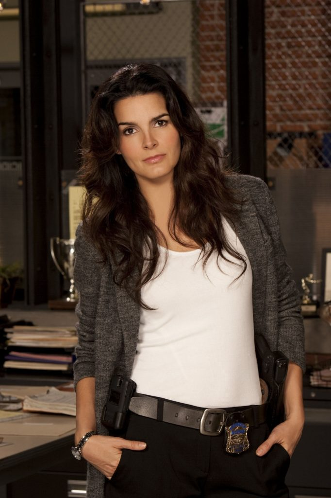 Angie Harmon Jeans Images