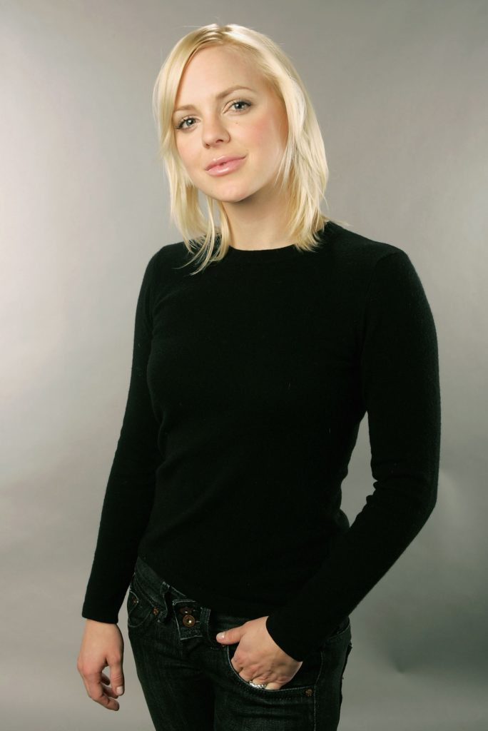 Anna Faris Leggings Photos