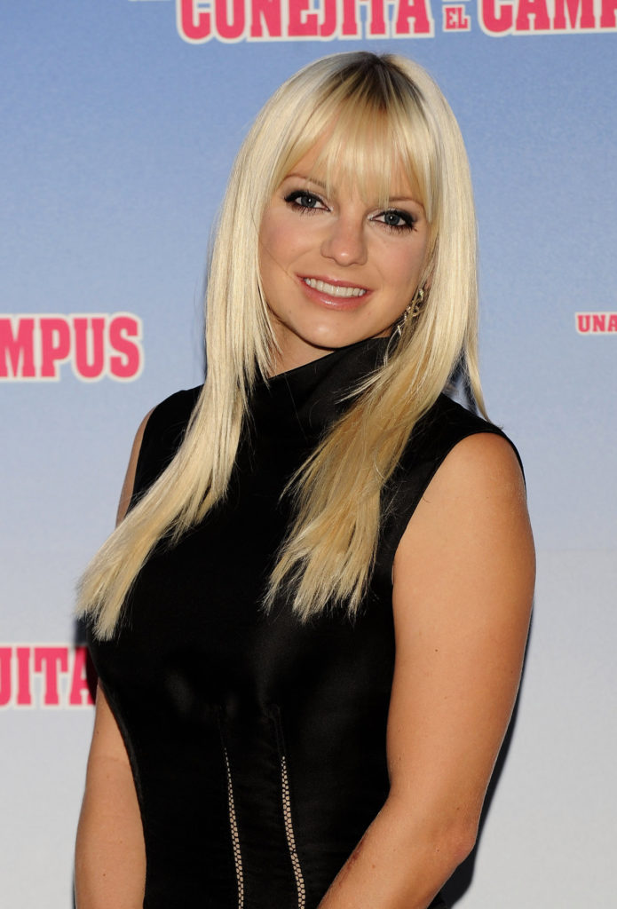 Anna Faris Muscles Images