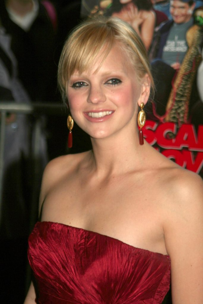 Anna Faris Without Bra Images
