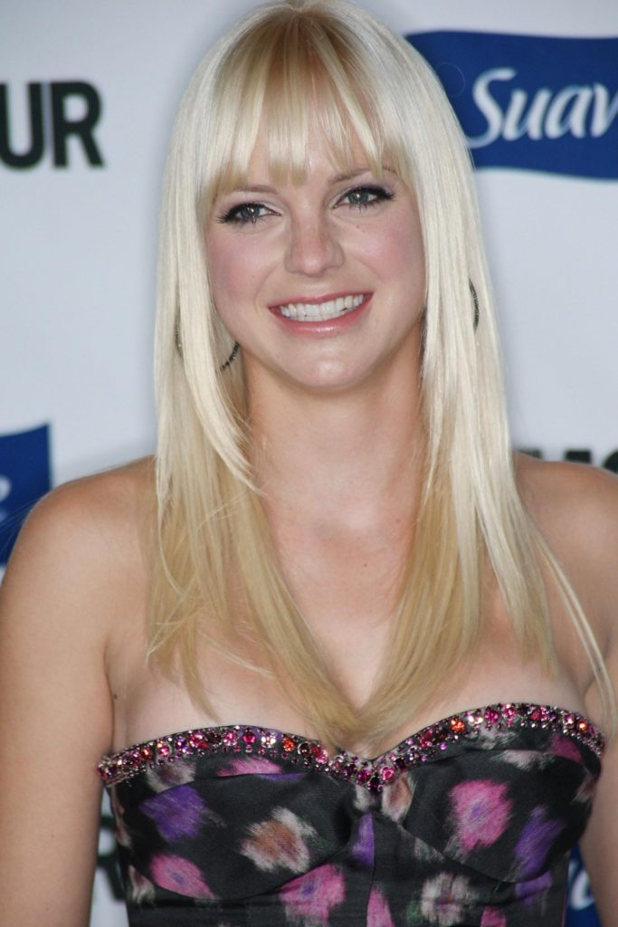 Anna Faris Yoga Pants Photos