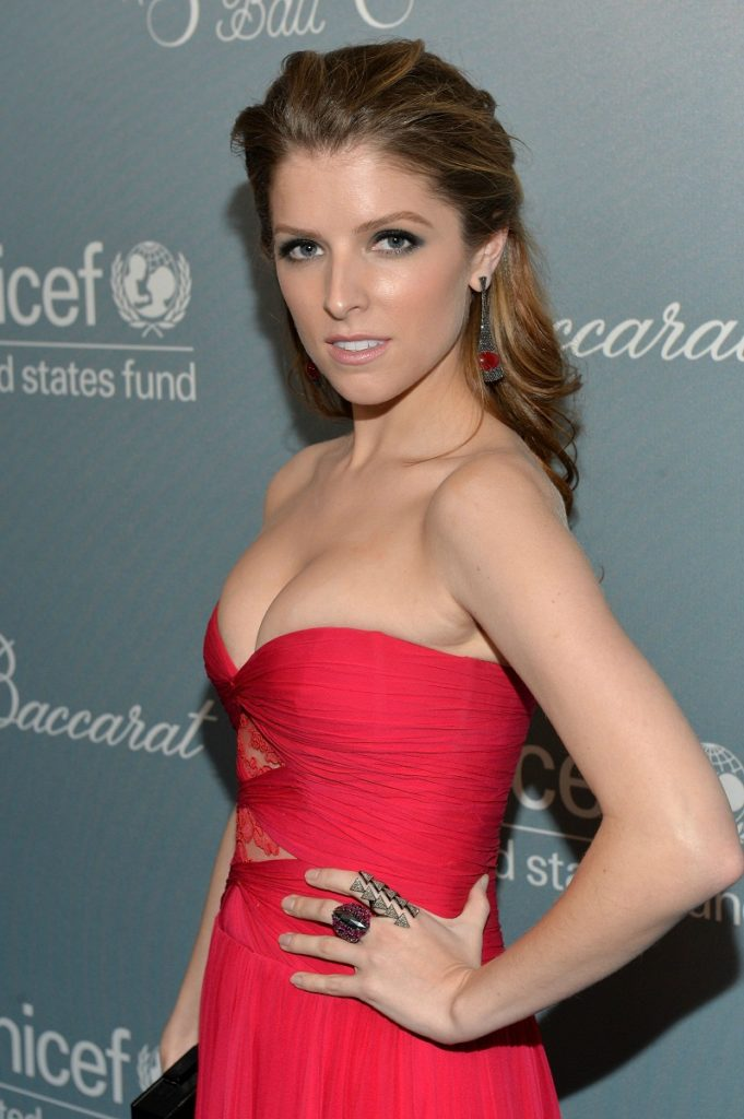 Anna Kendrick Without Bra Images